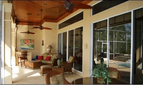 My Projects: Outdoor Living--Coastal/Tropical Style