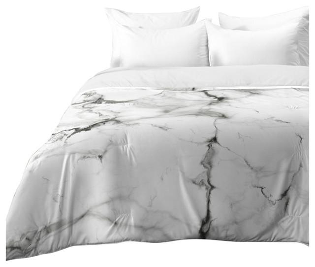 Chelsea Victoria Marble Comforter Queen