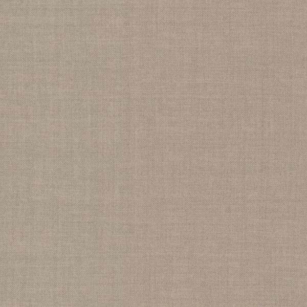 Valois Light Brown Linen Texture Wallpaper Modern