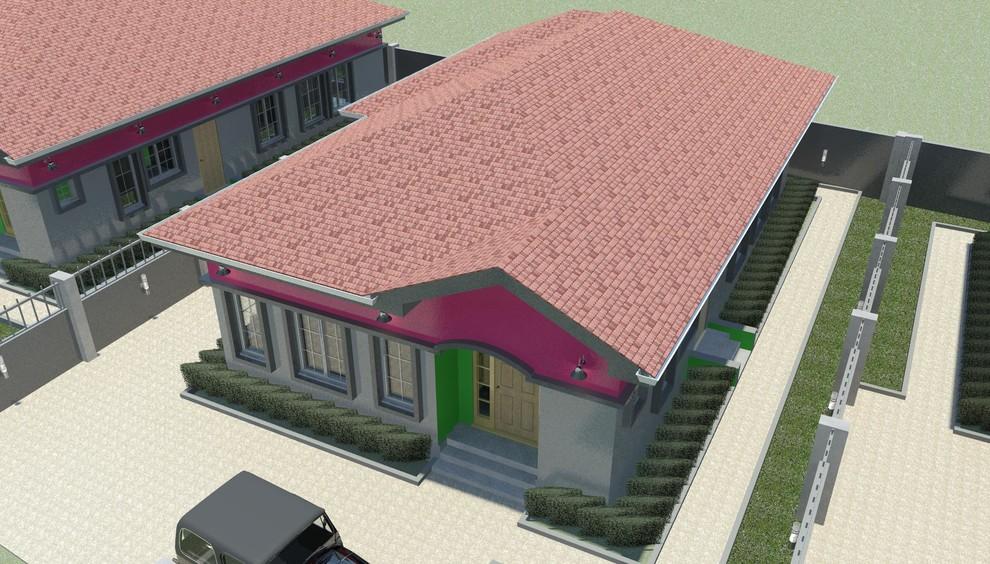 Proposed Maslot Parks Estate for Porch Integrated services.