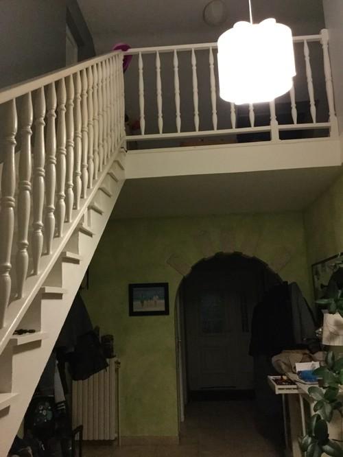 comment fermer une mezzanine. Black Bedroom Furniture Sets. Home Design Ideas