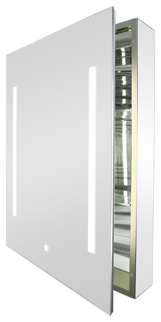 Canalles LED Mirrored Bathroom Medicine Cabinet