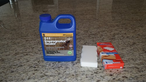 Need Advice Granite Sealing And Ceramic Tile Grout