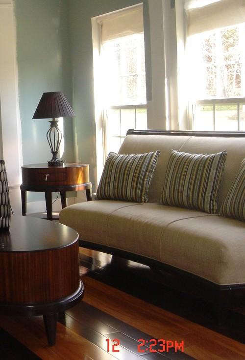 Living modern living room
