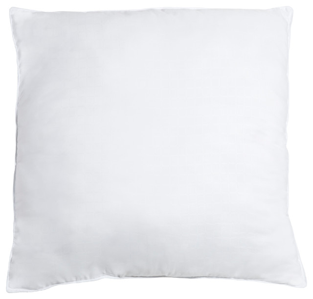 Overfilled Down Alternative Euro Pillows, Set of 2
