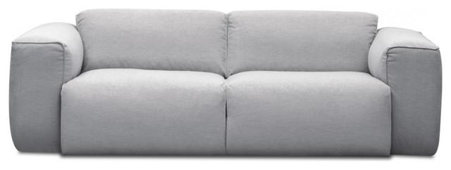 2 sitzer sofa hudson hellgrau modern sofas by. Black Bedroom Furniture Sets. Home Design Ideas