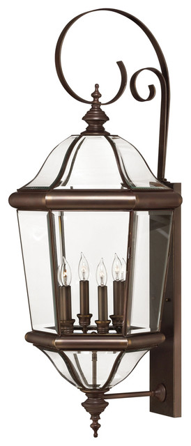 Hinkley Lighting 2456cb Xx Large Outdoor.