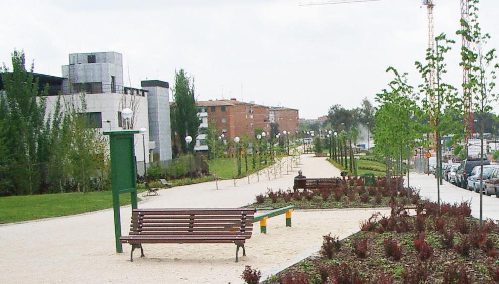 Parque Público Avenida San Luis