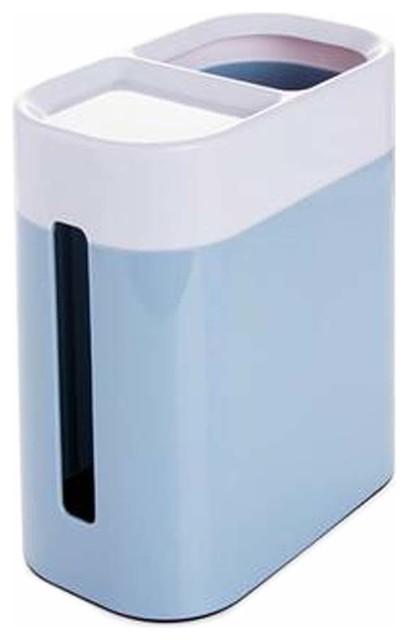 Plastic Toilet Paper Tissue Holder Box Modern Tissue