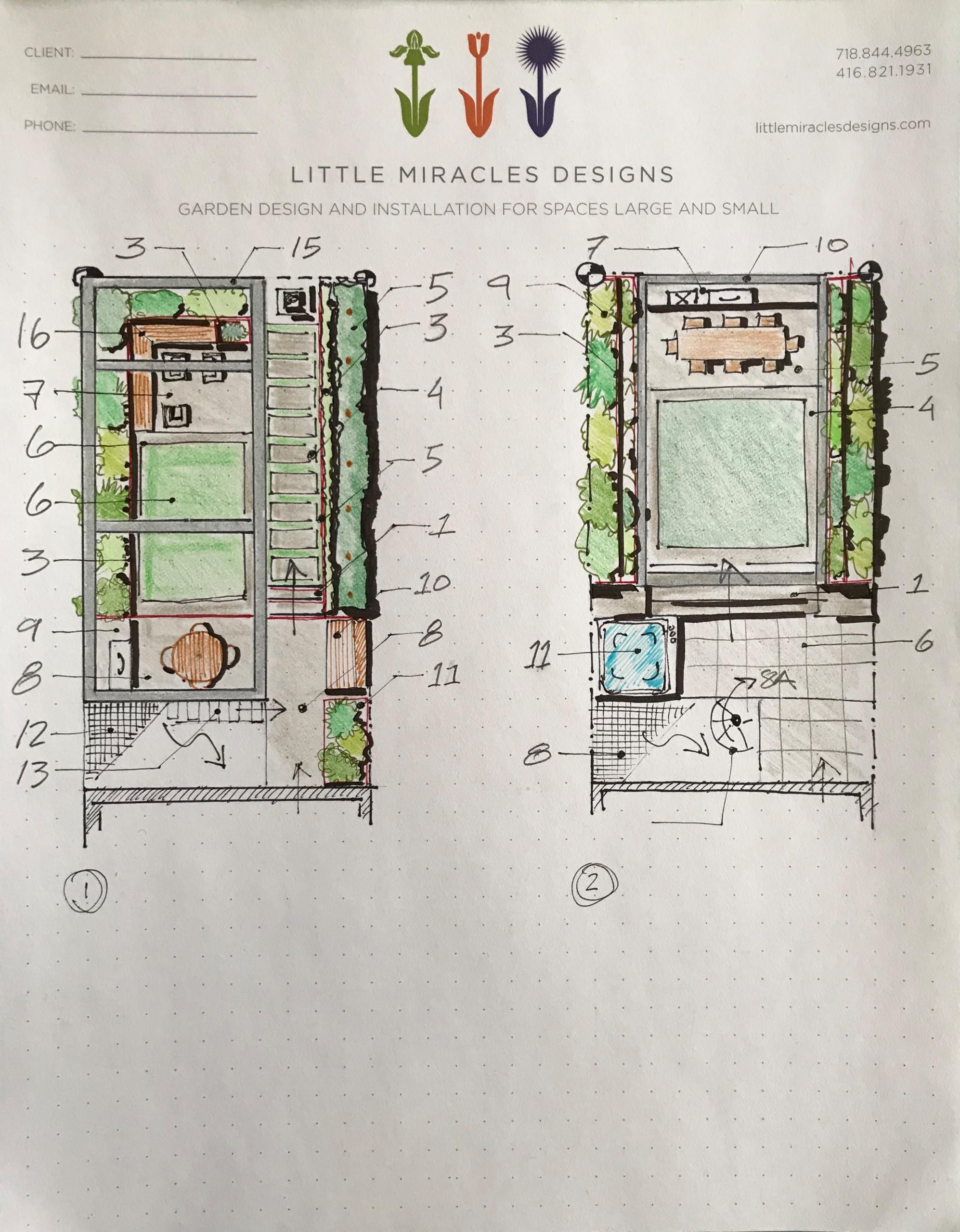 Ideas & Sketches