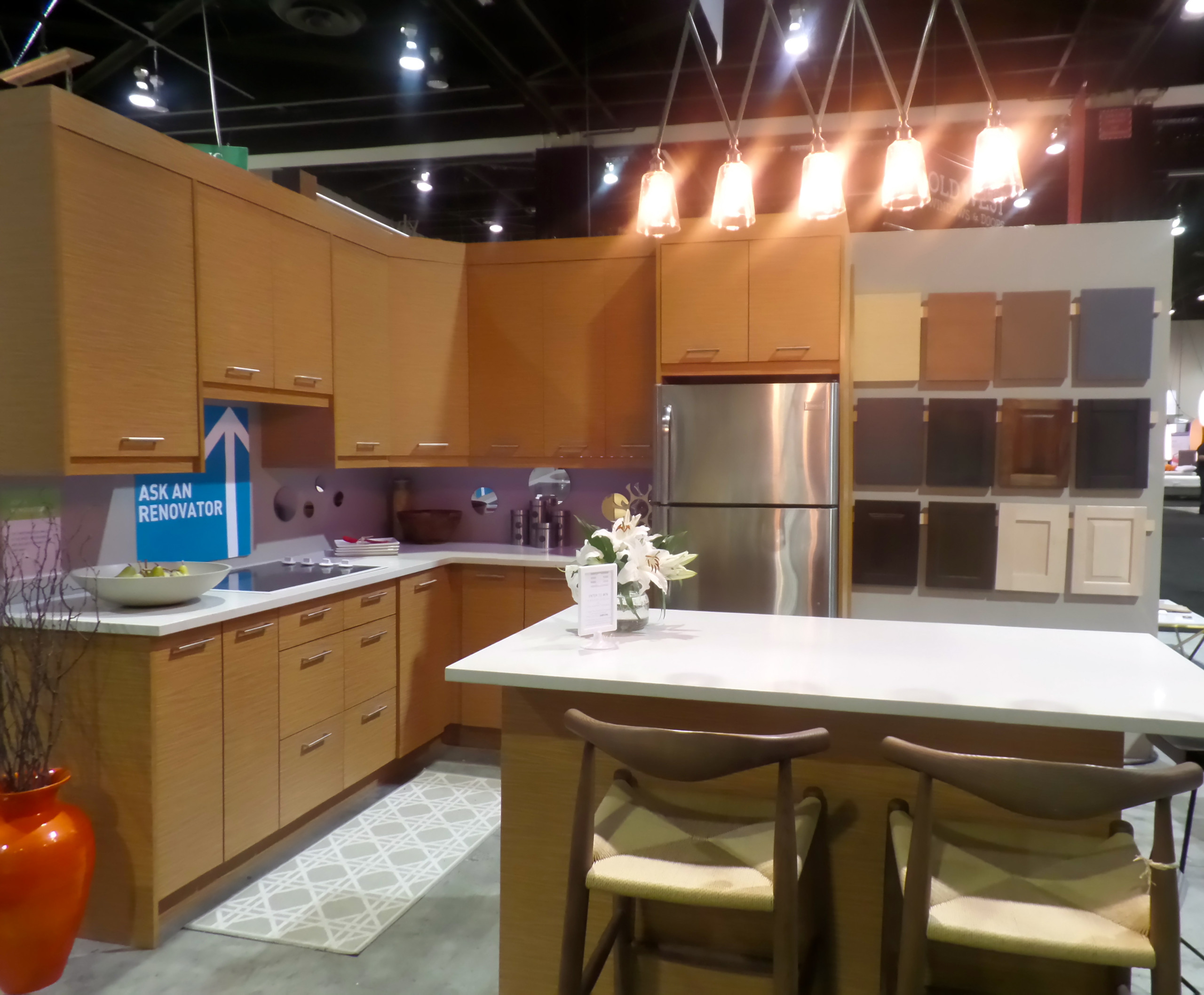 "Calgary Home + Garden Show 2015 ""Ask An Expert"""