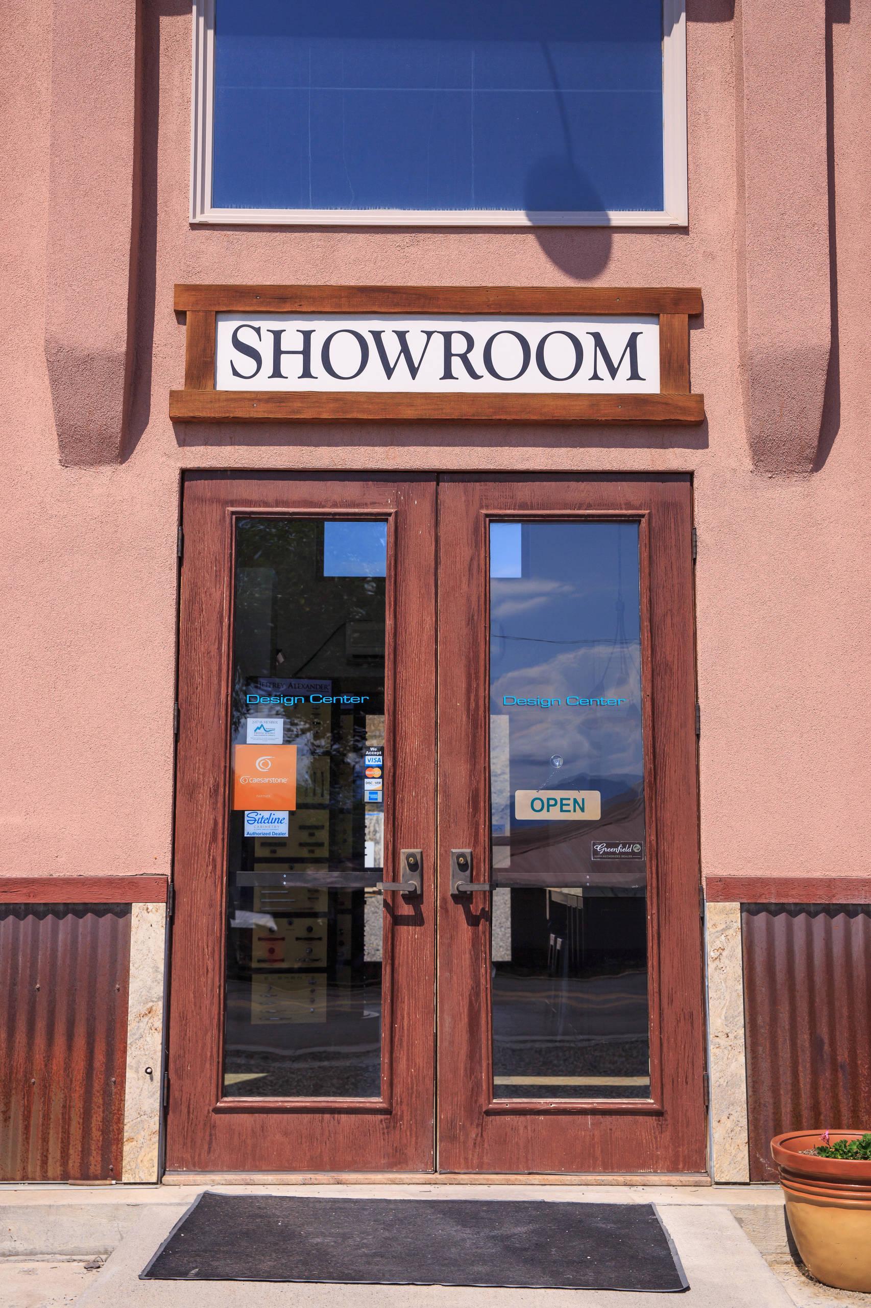 Precision Granite Showroom