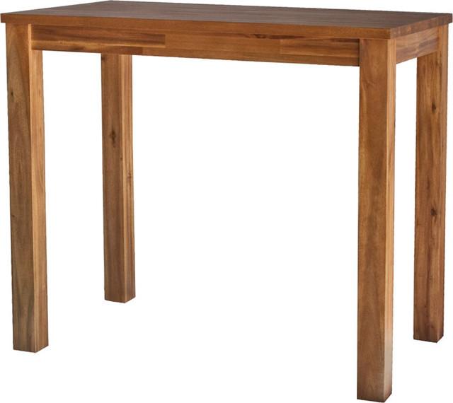 Tiburon 36 High Table Amber