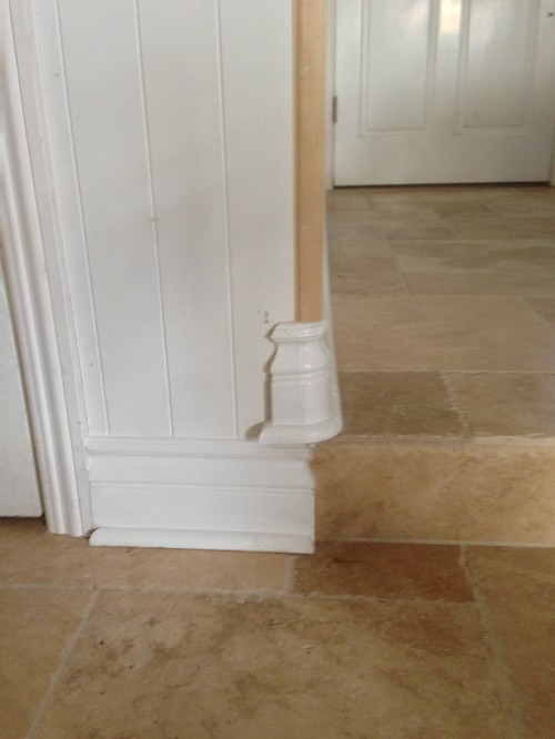 Baseboard Moulding Help Needed