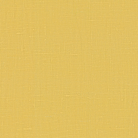 Yellow Fine Woven Linen Fabric View In Your Room Houzz