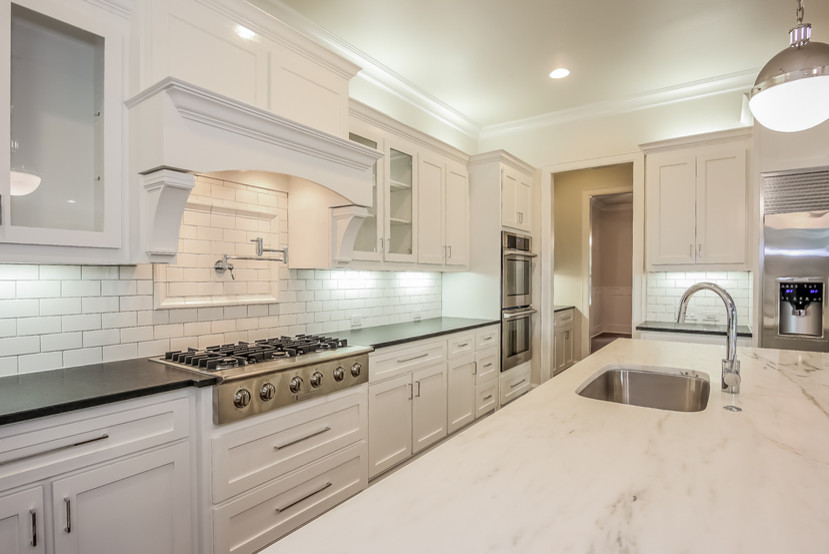 Kitchens - Transitional and Painted Cabinets - Dallas - by ...