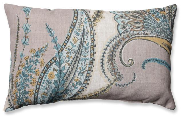 Pillow Perfect, Inc. - Rimby Dune Rectangular Throw Pillow & Reviews Houzz