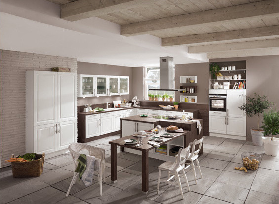 Exceptionnel Traditional Boston Kitchen Design Contemporary Kitchen
