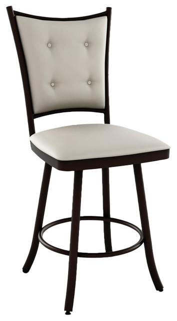 Amisco Furniture Amisco Paula Swivel Stool View In