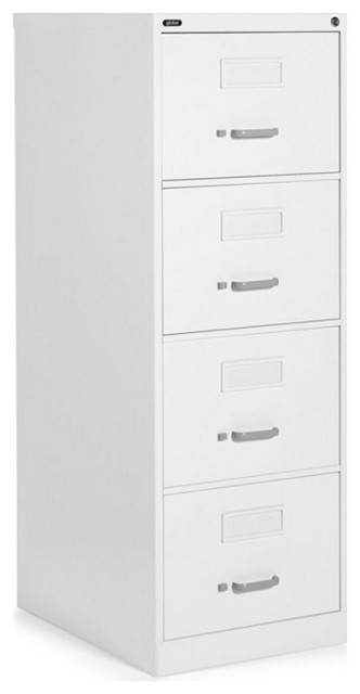 Global 4 Drawer Legal Size Vertical, Global 4 Drawer Lateral File Cabinet