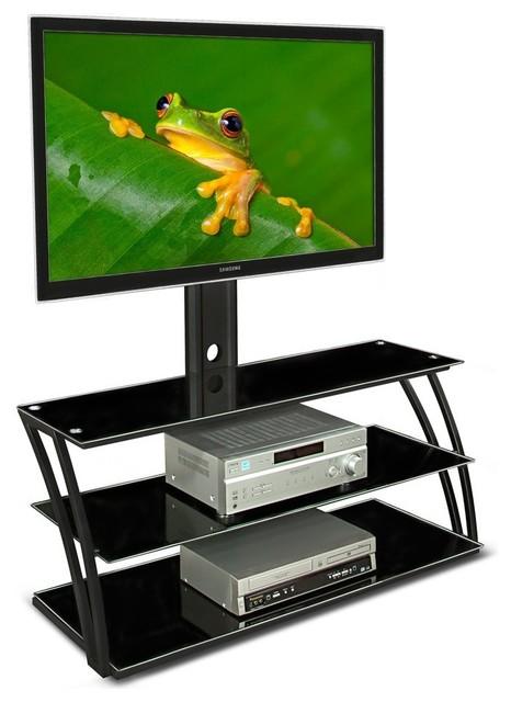 professional extra large entertainment center audio video shelving