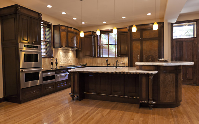 Superbe Louis Philippe By NEFF Of Chicago Traditional Kitchen