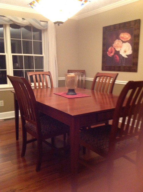 Refinish Dining Room Furniture