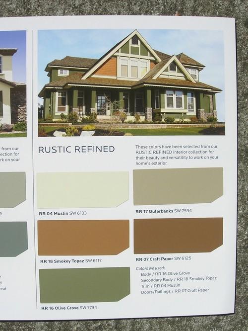 Help Choosing Exterior Paint Colors