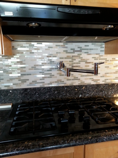 Need Help For Paint Color To Match This Kitchen - Tiles to match grey kitchen