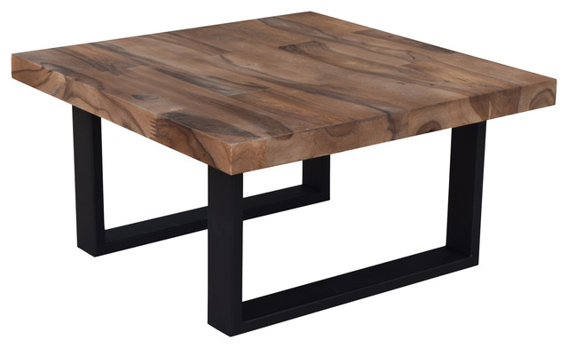 Hayfay s coffee table industrial coffee tables by obuzi for Small industrial coffee table