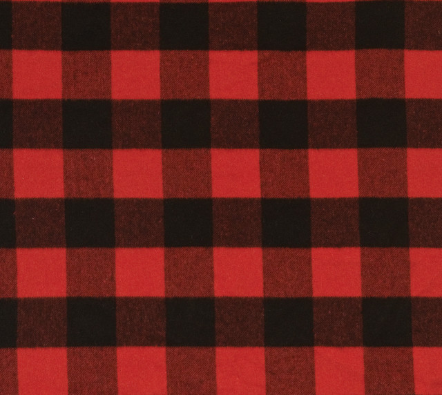 Buffalo Plaid Fabric By The Yard