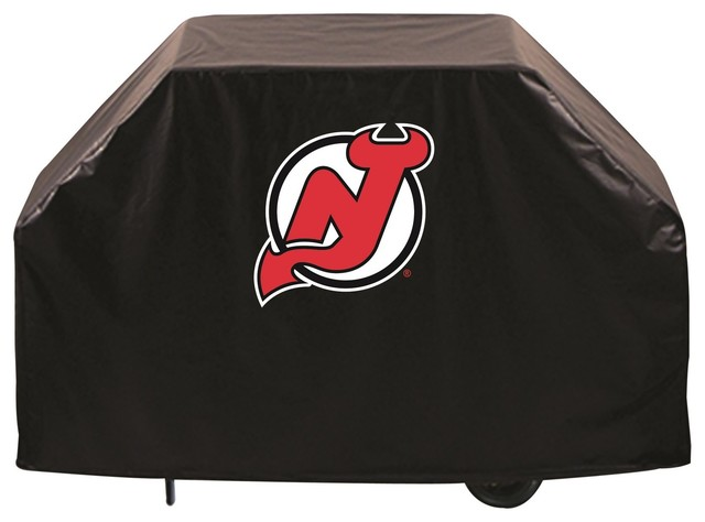 """72"""" New Jersey Devils Grill Cover By Covers By Hbs."""