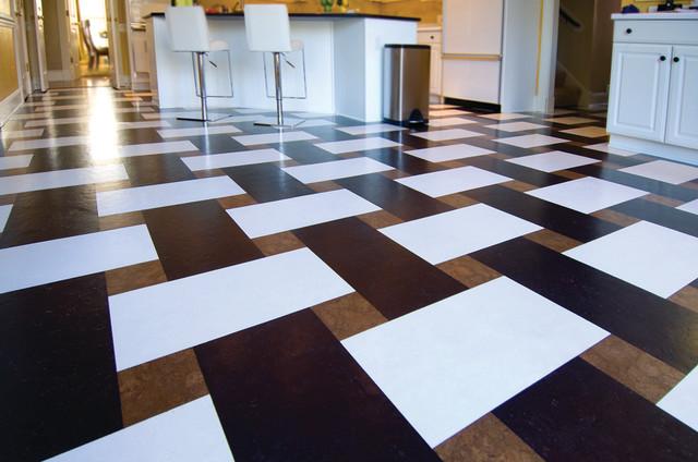 Corkfloor 100 Cork Tile Flooring Contemporary New