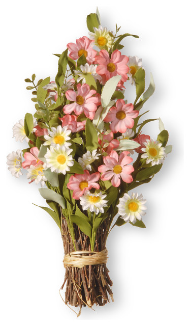 "Spring Flowers Bouquet, 16""."