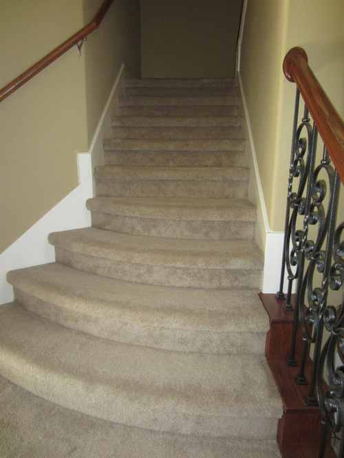 Need Help With Staircase Design Replacing Carpet