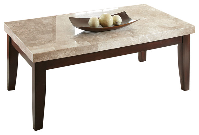 Mc700c Monarch Coffee Table Transitional Coffee Tables By The Simple Stores