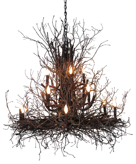 Briarwood Branch Chandelier
