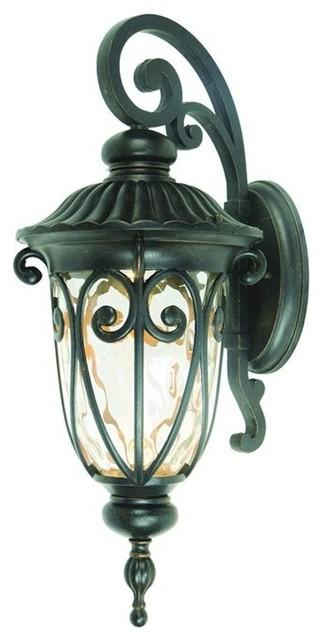 1-Light LED Exterior Light