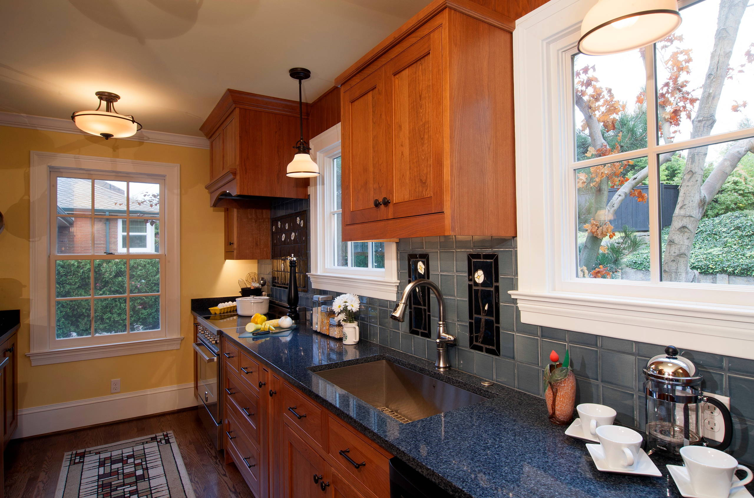 West Seattle Kitchen Remodel - Birth Year 1925
