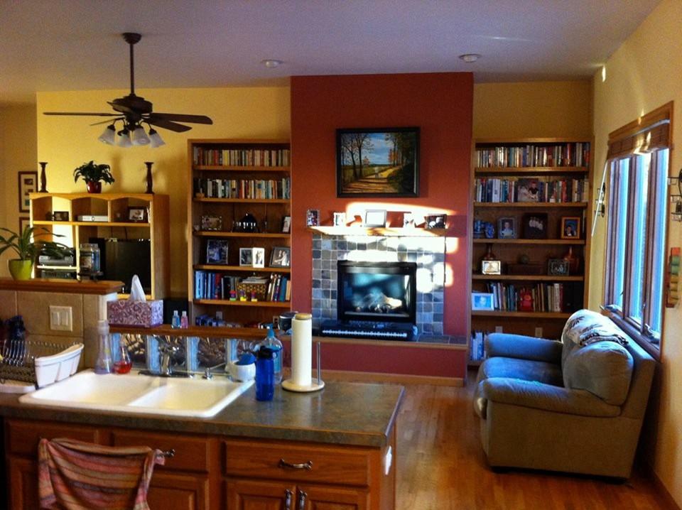 Comfortable Colorado Family Space