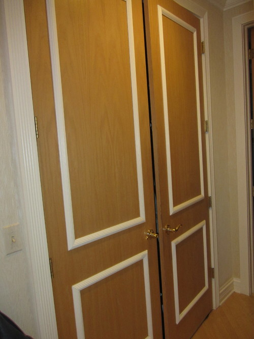 Replacing Door Knobs And Hinges   All Or Some?