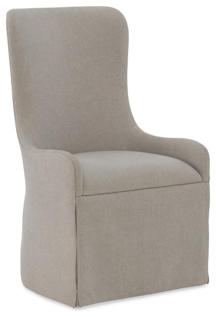 Strange Miramar Aventura Gustave Upholstered Host Chair Andrewgaddart Wooden Chair Designs For Living Room Andrewgaddartcom