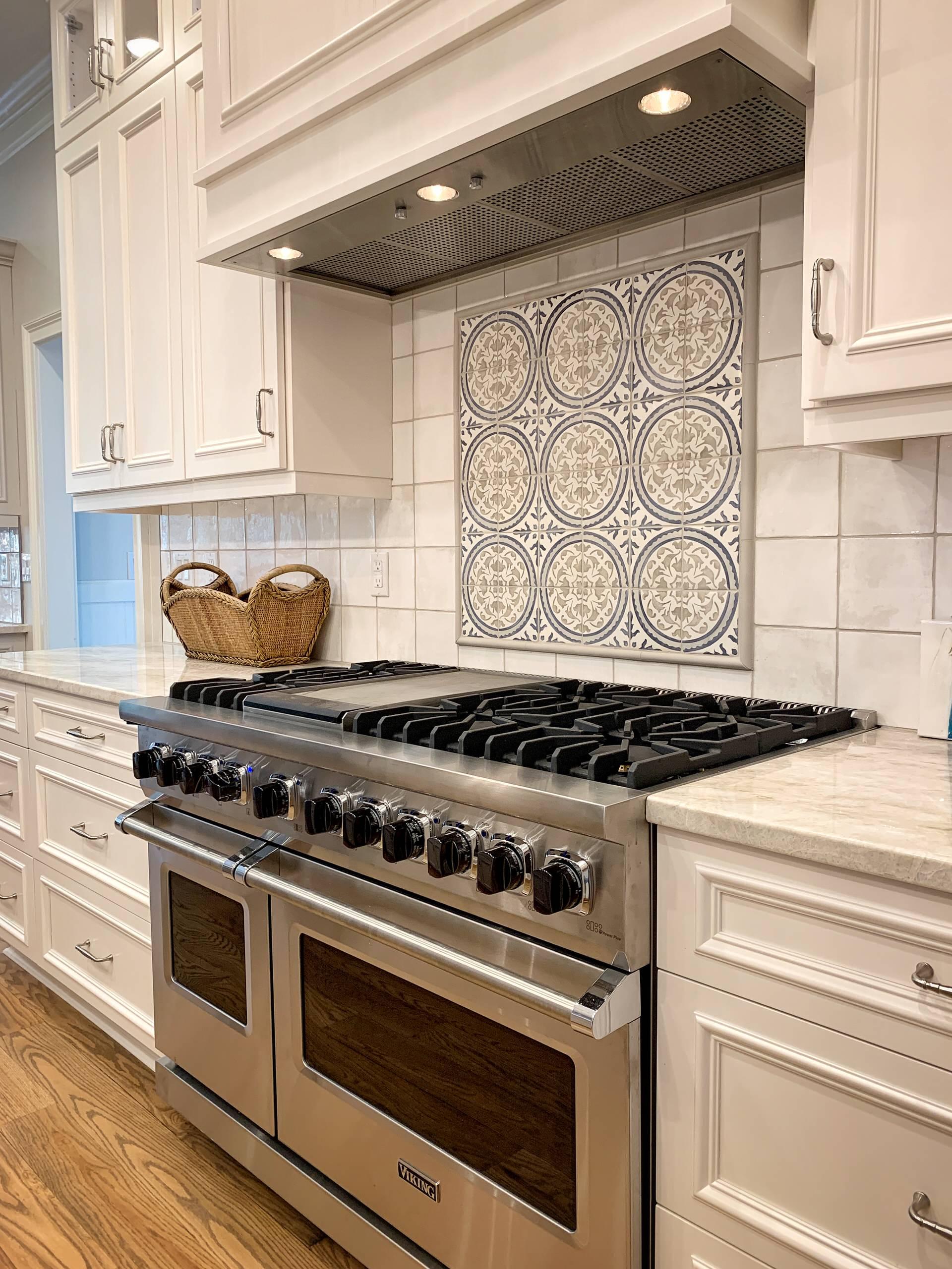 Cozy Custom Kitchen