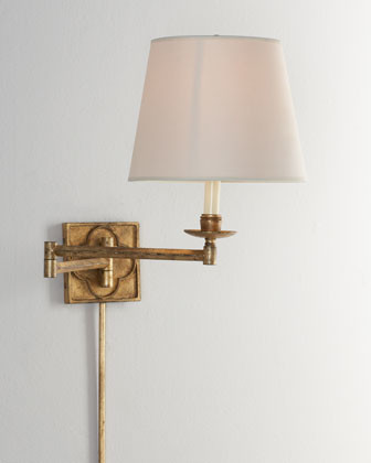 Visual Comfort Griffith Swing Arm Lamp