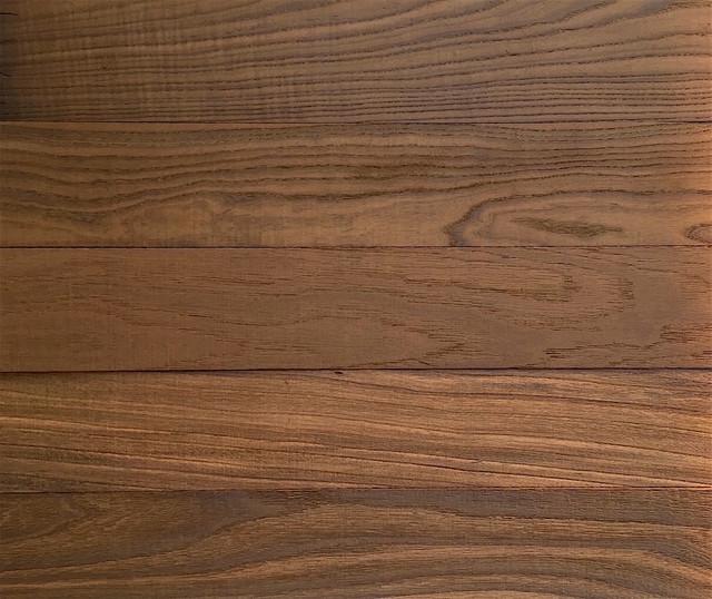 "4""x2&x27; Smart Paneling 3d Oak Wall Planks Diy Old Wood, Set Of 16, 10 Sf. -1"