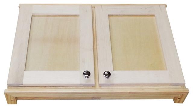 wg wood products 18 danville series double door on the