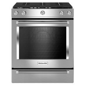 Need Help Understanding Clearance Needed For Kitchenaid Gas Range