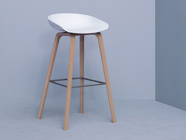 About A Stool Wooden Frame Modern Bar Stools And