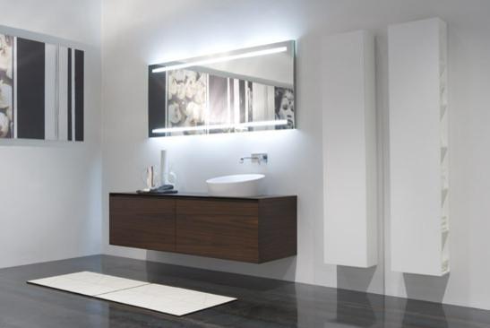 New Antonio Lupi Back Lit Mirrors  Modern  Bathroom Mirrors  Vancouver