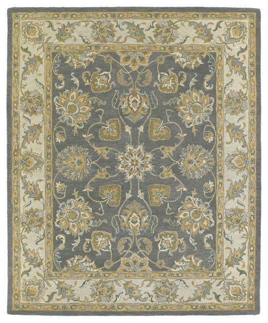 Sussex Wool Rug, 8&x27;x10&x27;.